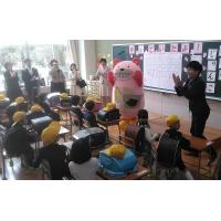 入学おめでとう!交通安全ステッカープレゼント(2019.4.5)