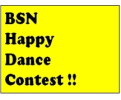 BSN Happy Dance Contest! 結果発表