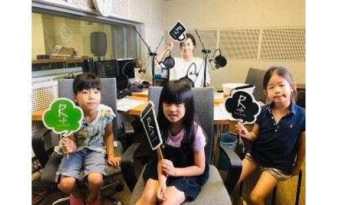 子どもパーソナリティ(BSNラジオ「大杉りさのRcafe」