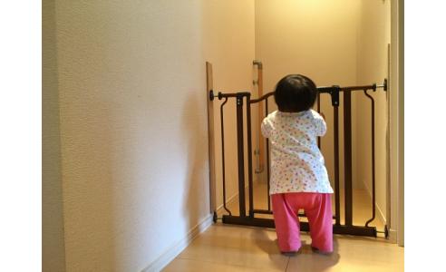 「つかまり立ち」〜「歩く」ことってバランス運動!