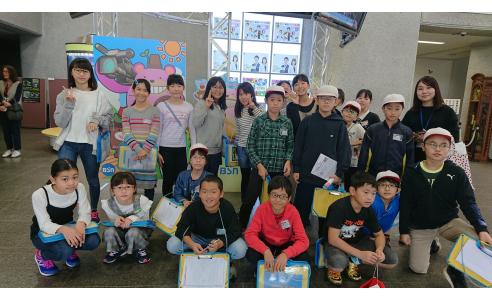 【見学日記】新潟市立浜浦小学校5年生の皆さん