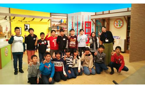 【見学日記】新潟市立小合小学校5年生の皆さん