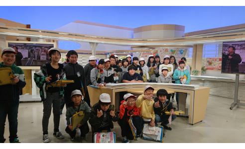 【見学日記】新発田市立紫雲寺小学校5年生のみなさん