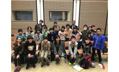 【見学日記】田上町立羽生田小学校5年生のみなさん