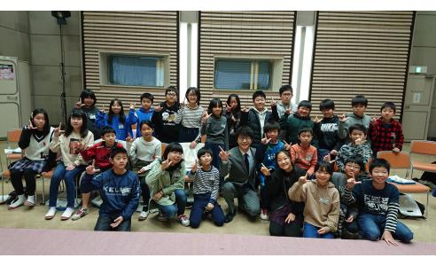 【見学日記】新潟市立桃山小学校5年生のみなさん