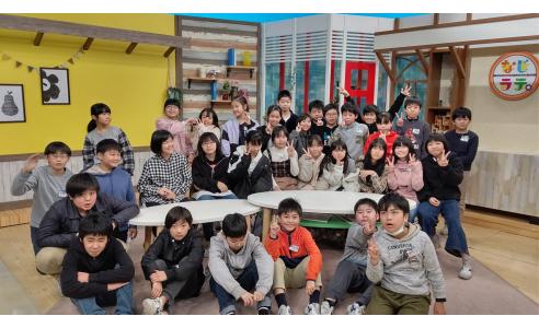 【見学日記】新潟市立葛塚小学校5年生のみなさん