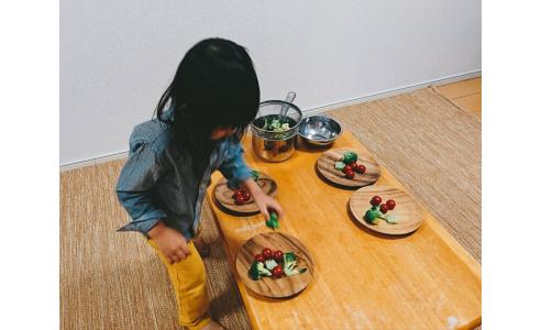 """子ども自身の""""食を選ぶ""""チカラ"""