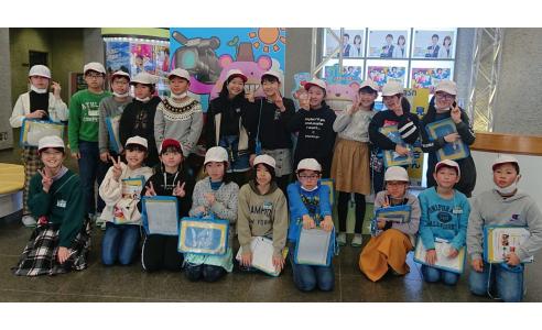 【見学日記】新潟市立南中野山小学校5年生のみなさん