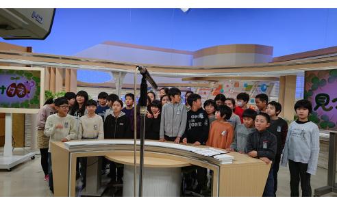 【見学日記】長岡市立福戸小学校5年生のみなさん