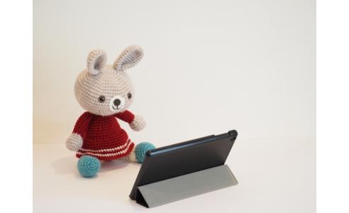オンラインでつながってみよう!
