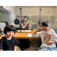 週刊キッズラジオ 樹璃パーソナリティ
