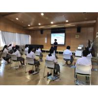 【出前授業】長岡市立東中学校