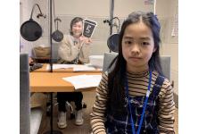 週刊キッズラジオ 日向里パーソナリティ