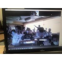 【リモート社内見学】長岡市立栃尾東小学校