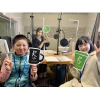 週刊キッズラジオ 蹴人&杏奈パーソナリティ
