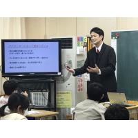 【出前授業】長岡市立前川小学校