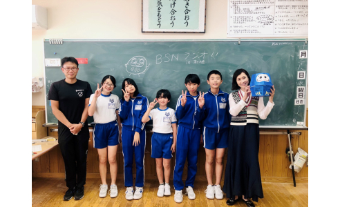 週刊キッズラジオ 佐渡市新穂小学校の皆さん Part2
