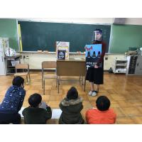 【読み聞かせリポート】新潟市立小瀬小学校