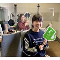 週刊キッズラジオ 遥香パーソナリティ