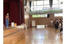 【読み聞かせ】新潟市立竹尾小学校