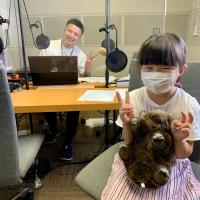 キッズラジオ 望奈パーソナリティ